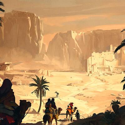 Mateusz michalski desert temple fin2