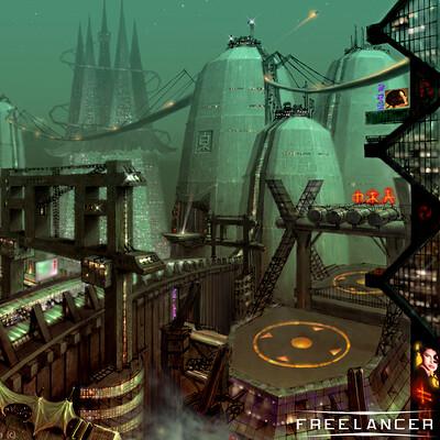 Oleg koreyba y grabowsky o koreyba freelancer game city japan