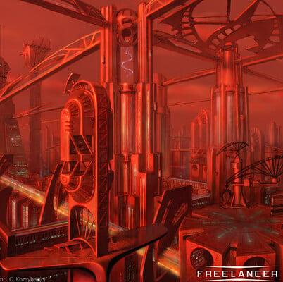 Oleg koreyba y grabowsky o koreyba freelancer game city us