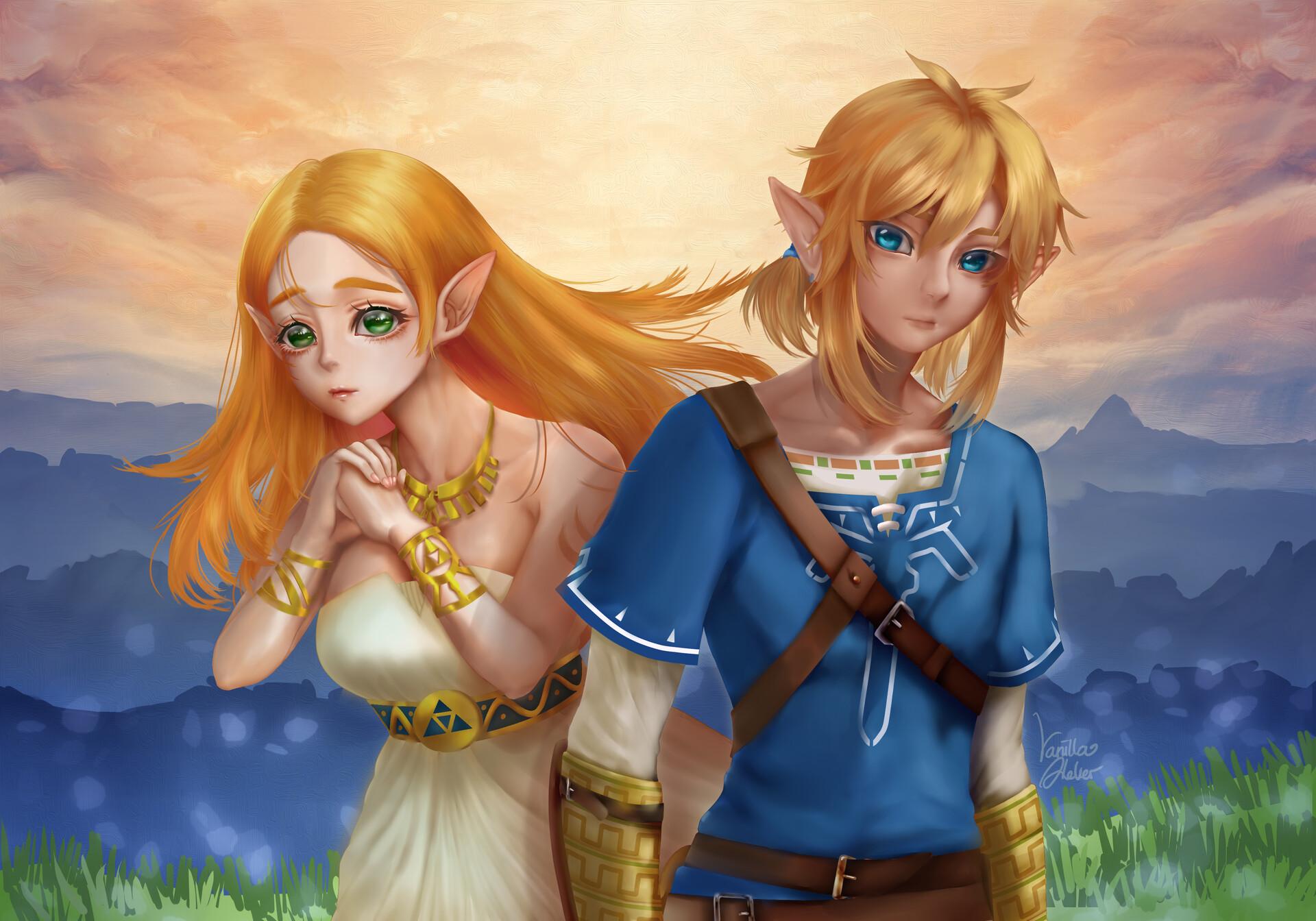 Metta Coraima The Legend Of Zelda Breath Of The Wild
