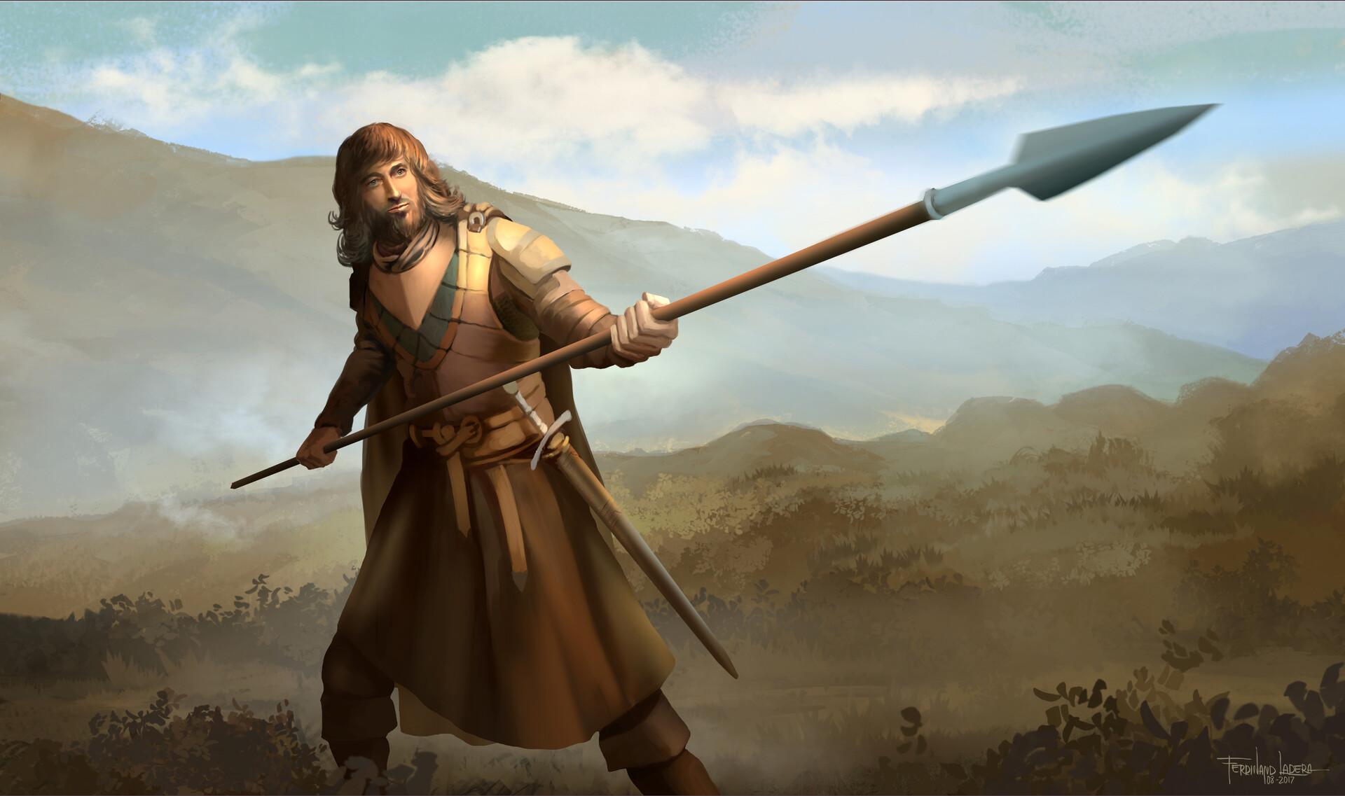 Ferdinand ladera soldier