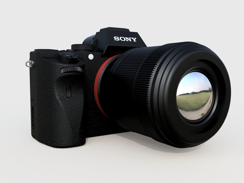 Sony Camera (Alpha 7 II)