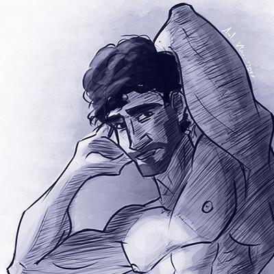 Arsalan khan rough work 2