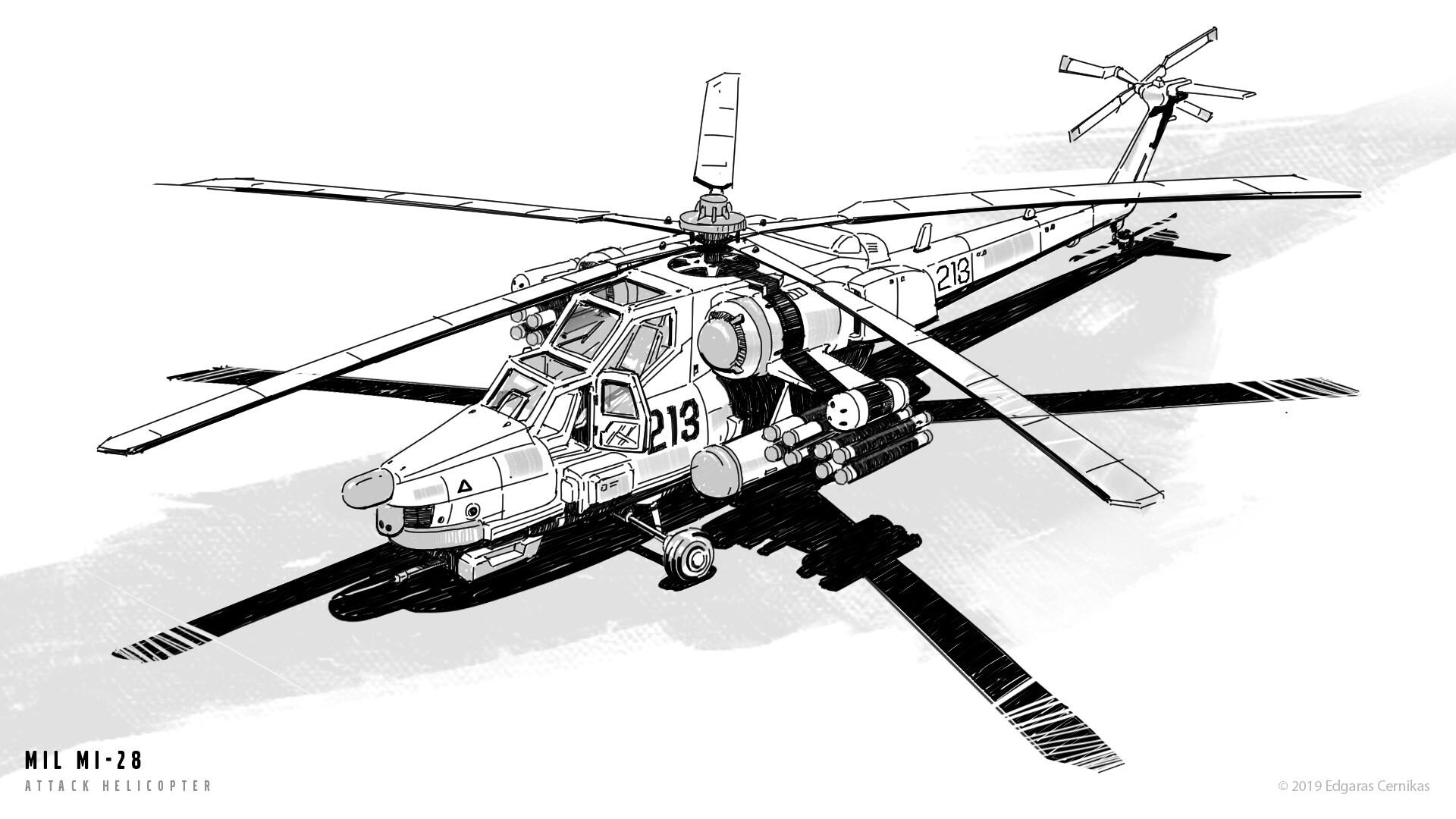 Edgaras cernikas mi 28 helicopter final 1920x1080 v1