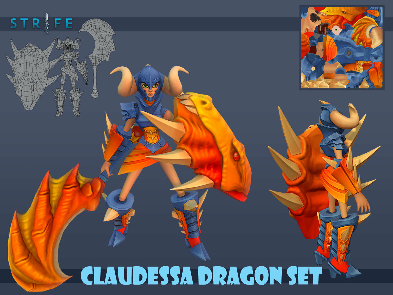 Claudessa Ultimate Set 
