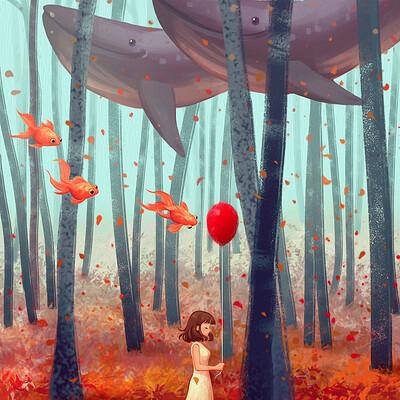 Karmen loh red forest conpressed