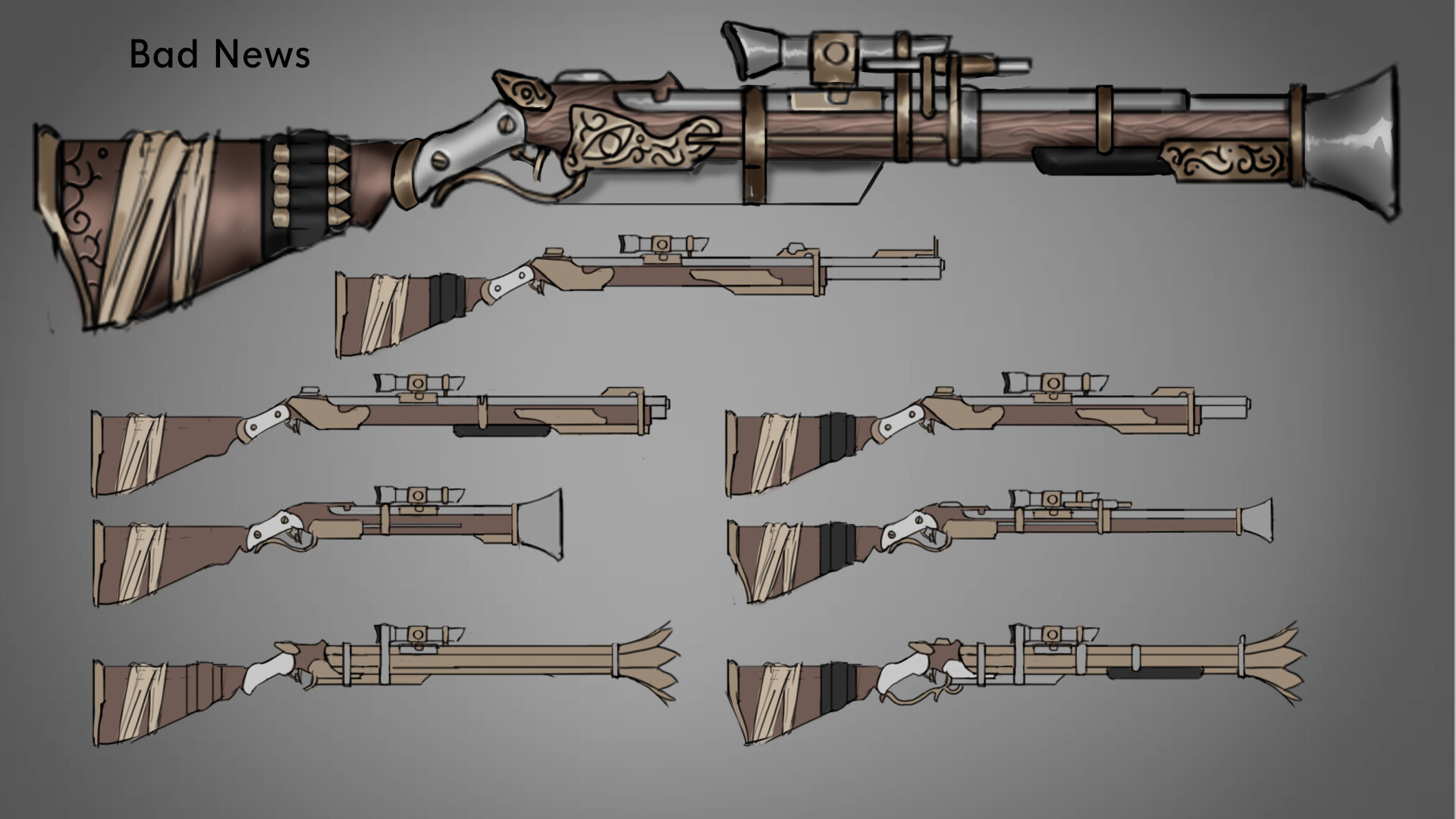 Kurtis knight percival weapons concept05