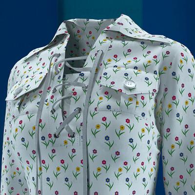 Anyela alvarez blouse00