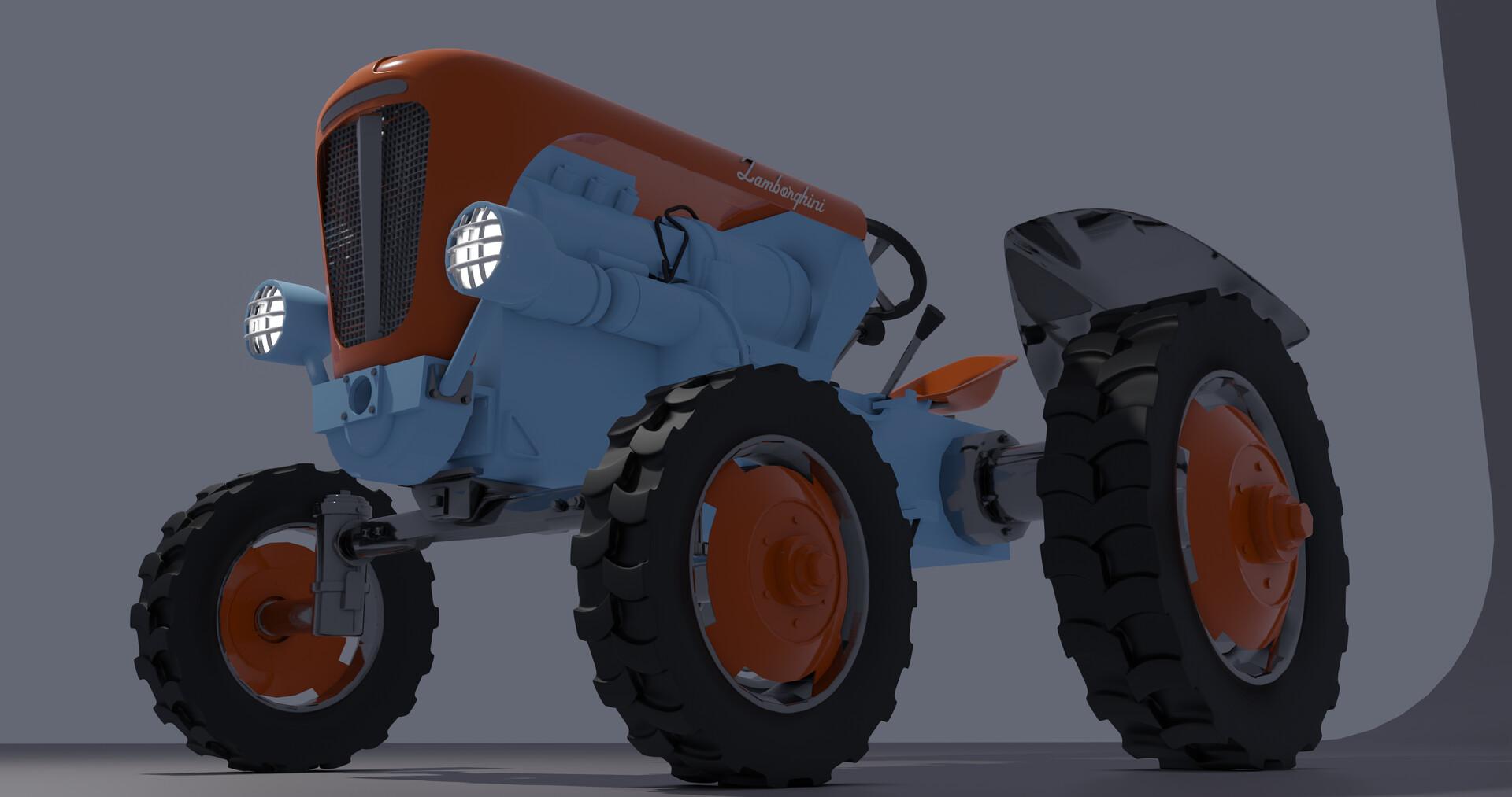 Danny tamez dannytamez w3 tractor 1
