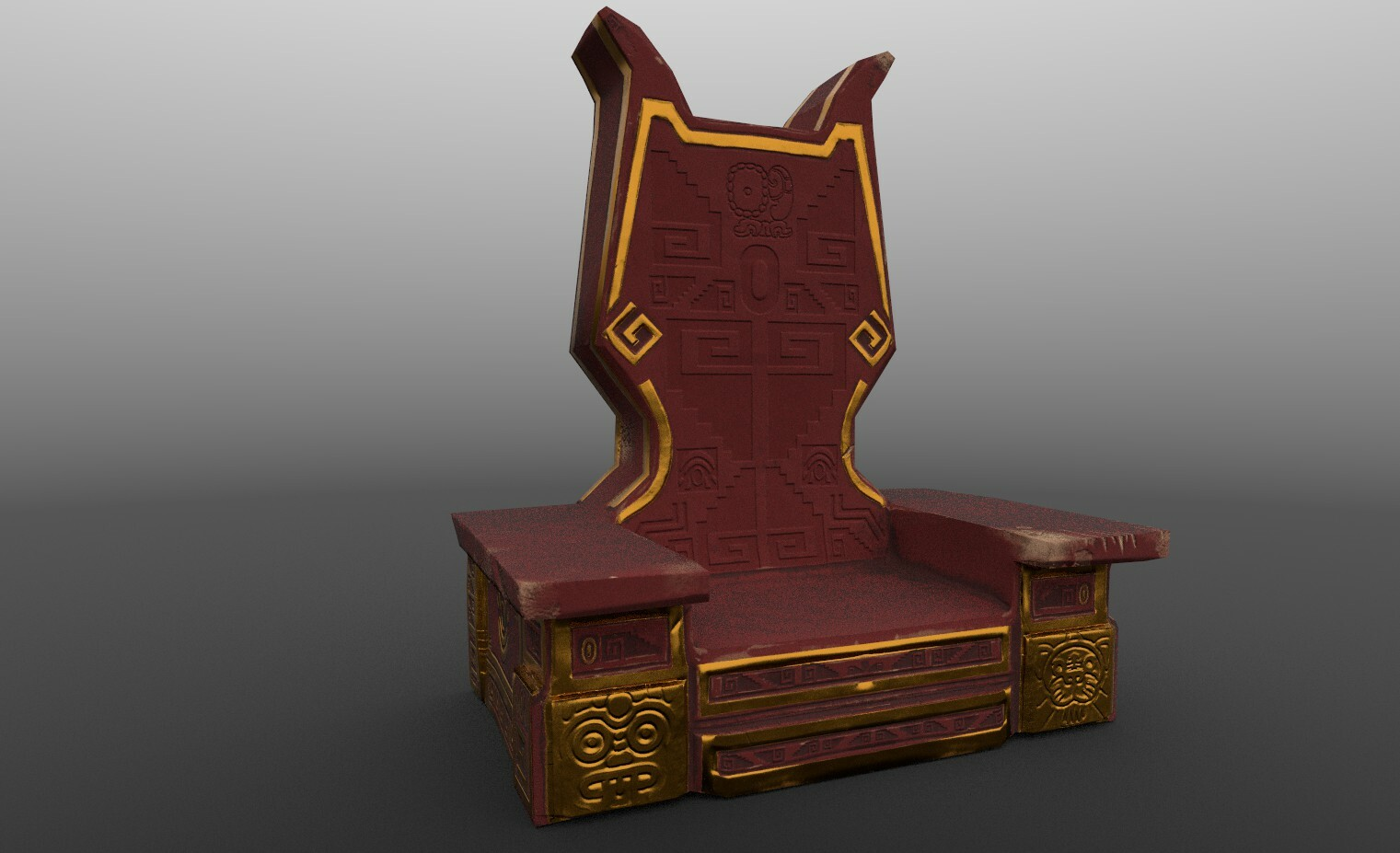 Christopher demers aapo throne