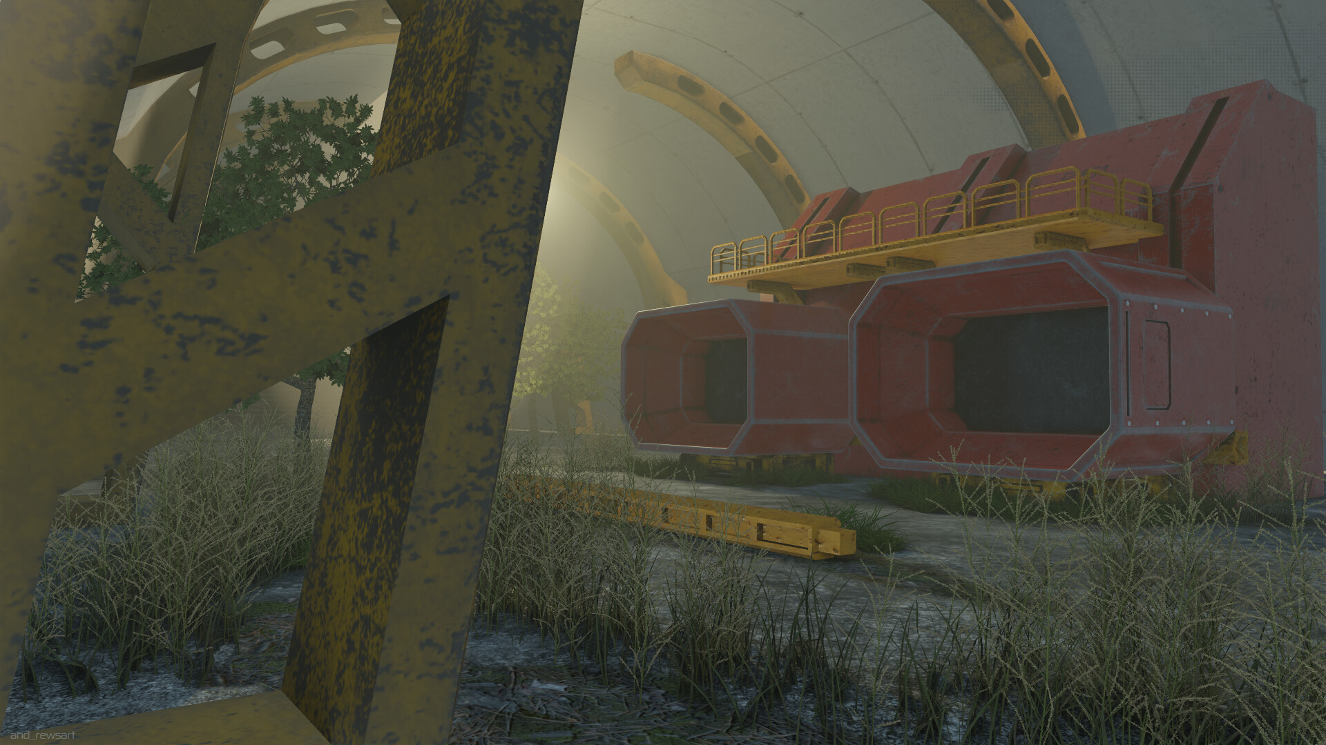 Viewport render 01
