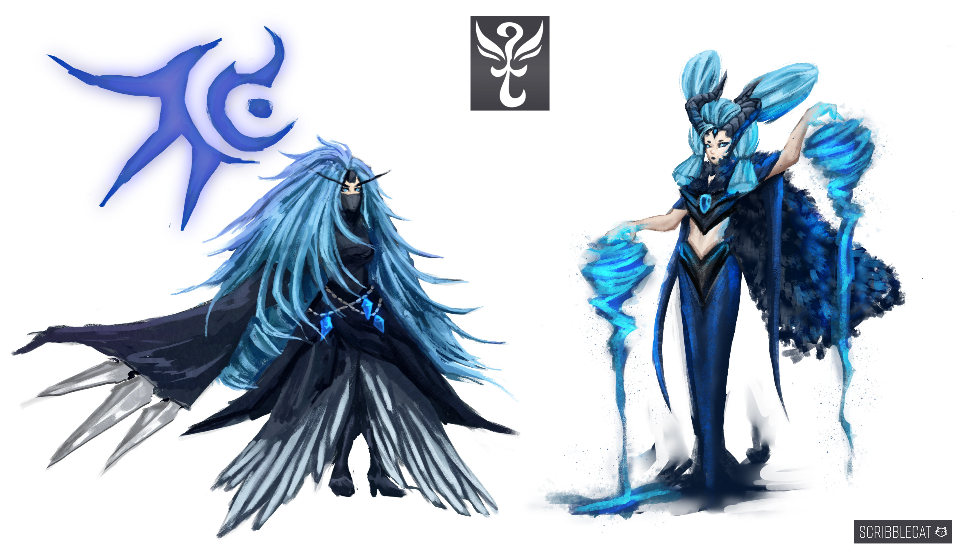 Iceborn character early exploration