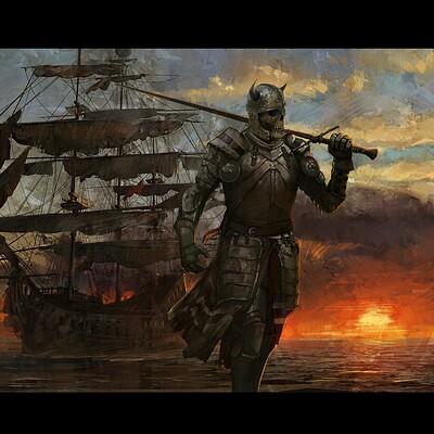 Hassan chenari last ship