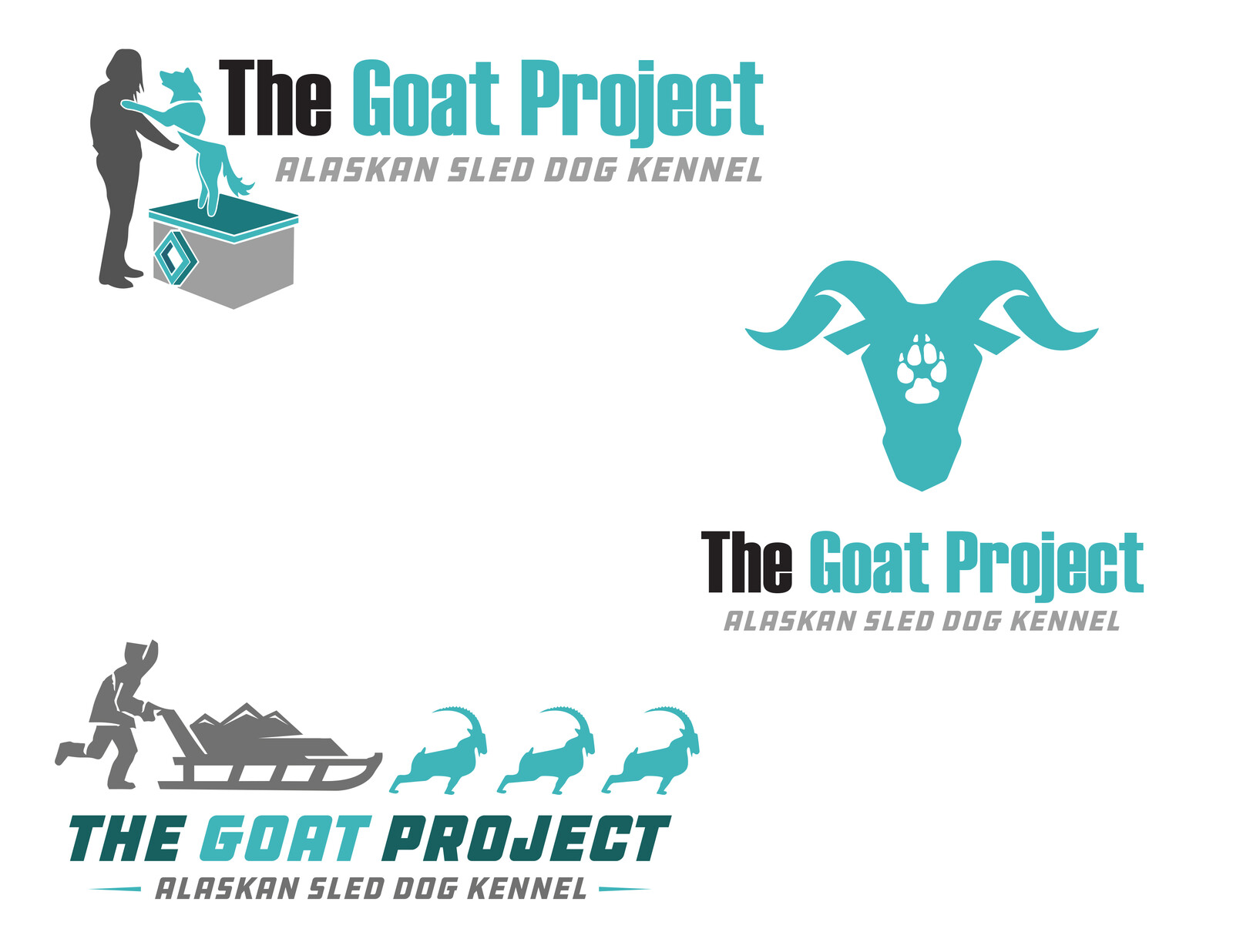 The Goat Project - Alaskan Sled Dog Kennel