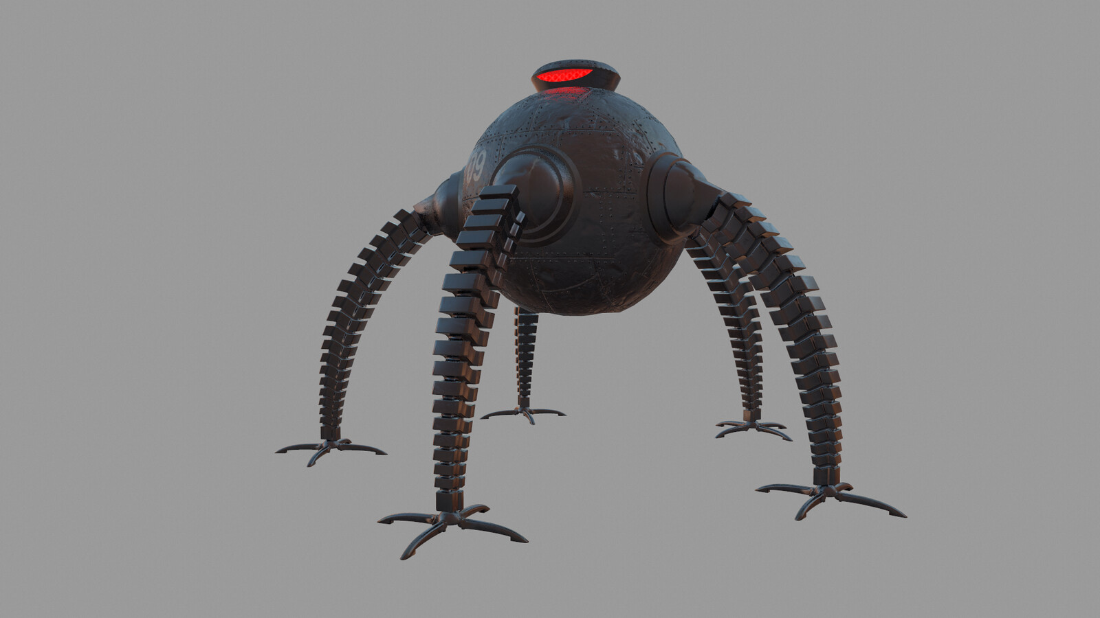 Omnidroid from The Incredibles