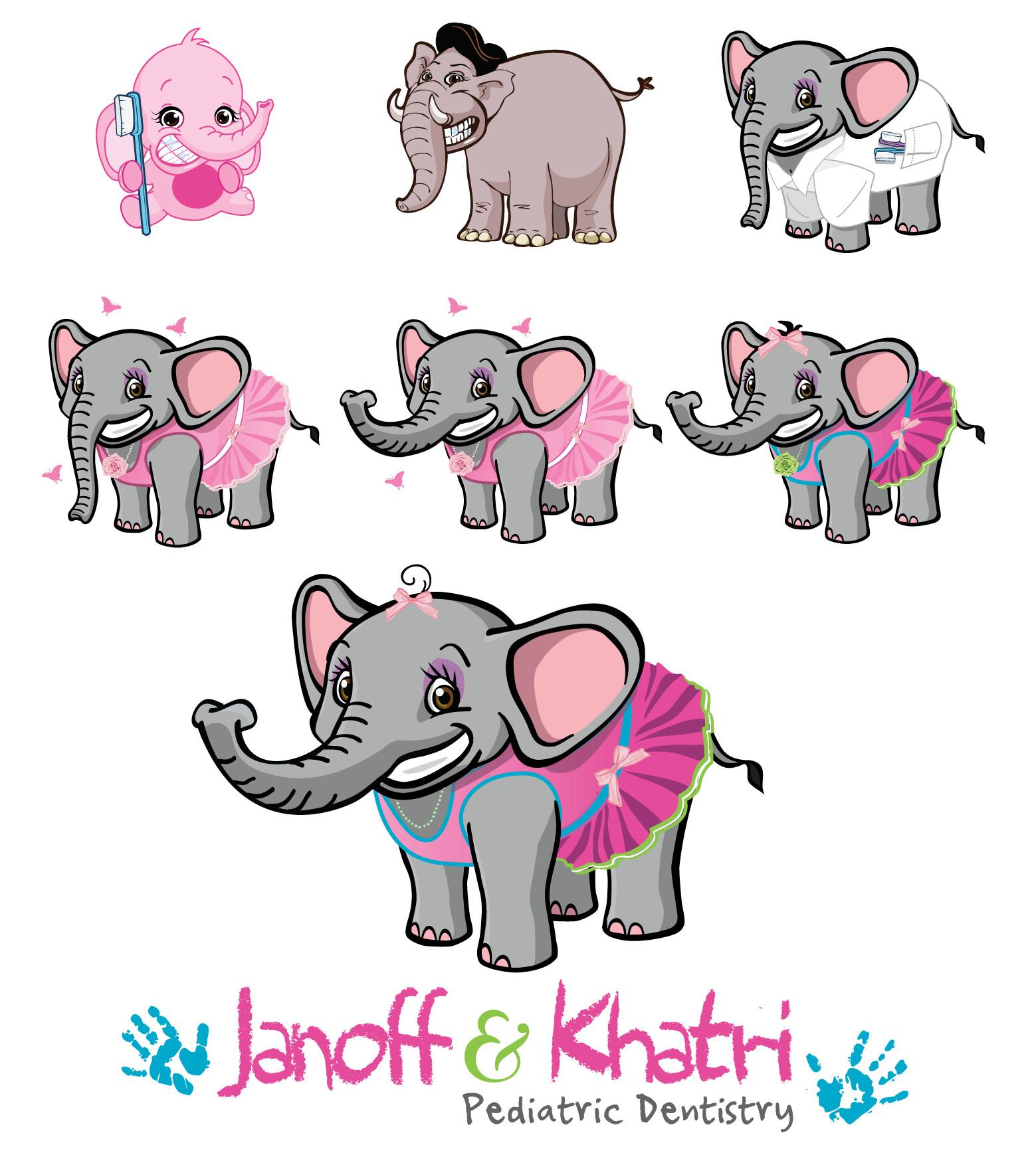 Charles kent elephant logo lineup khatri