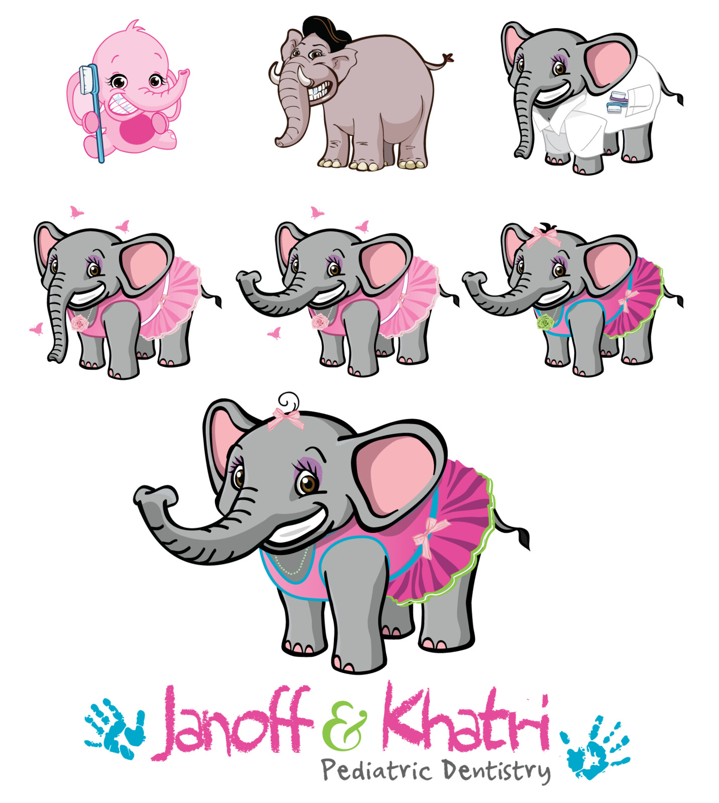 Khatri Elephant _// Stages of Development