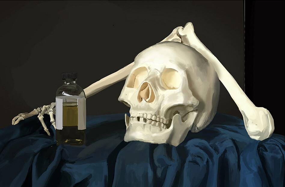 Kentaro yajima skull