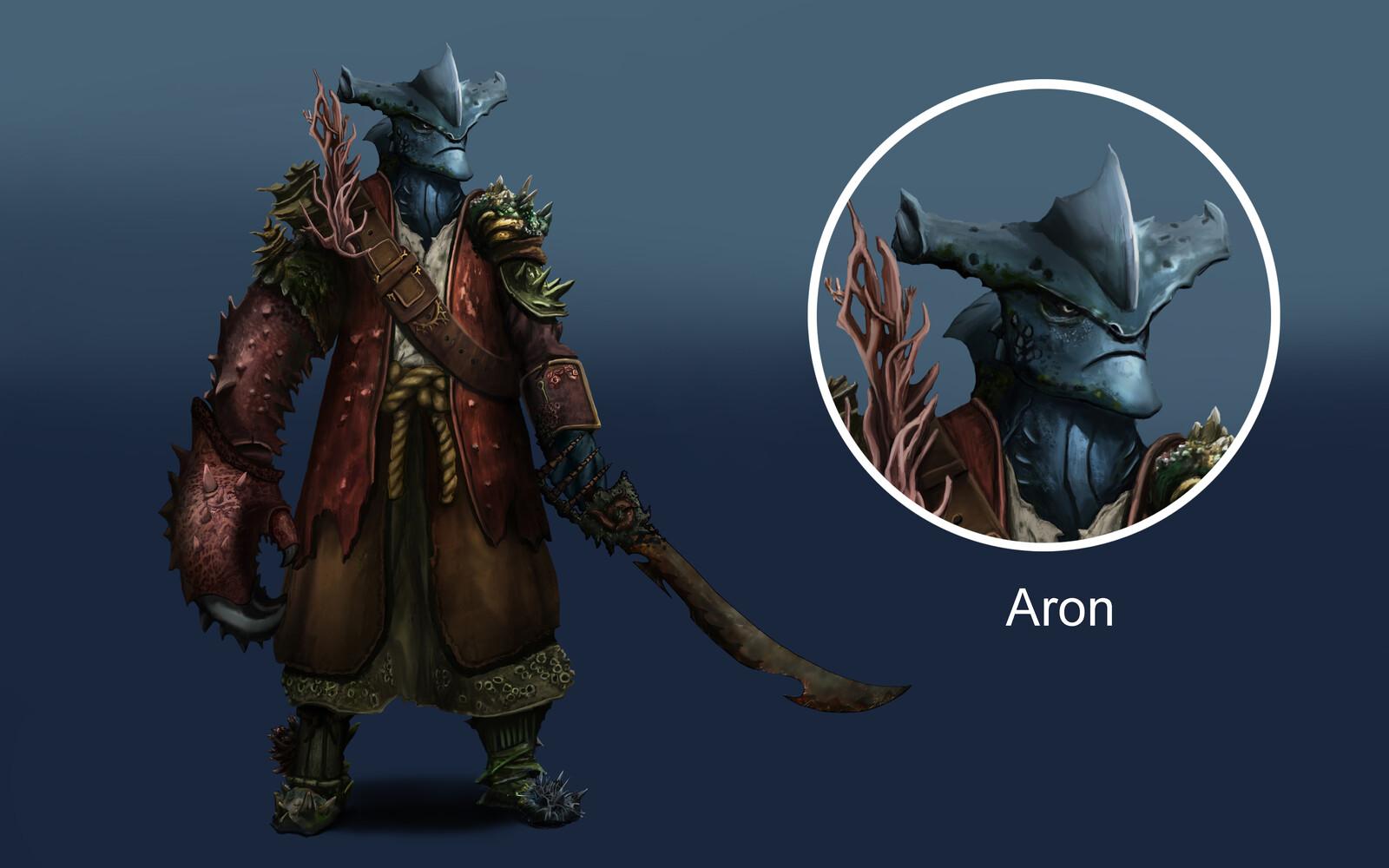 Aron (Final Design)