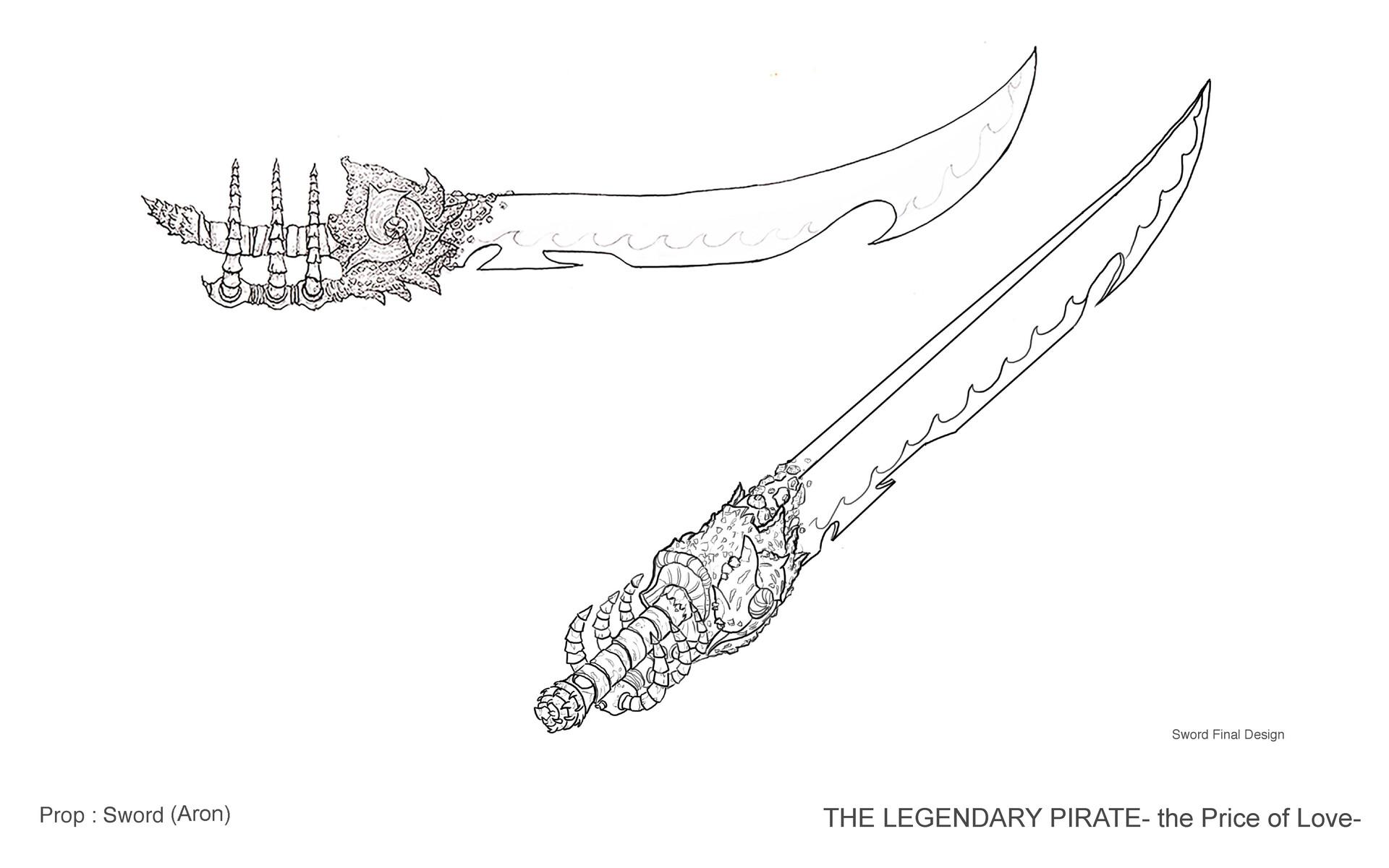 Kentaro yajima sword2 2