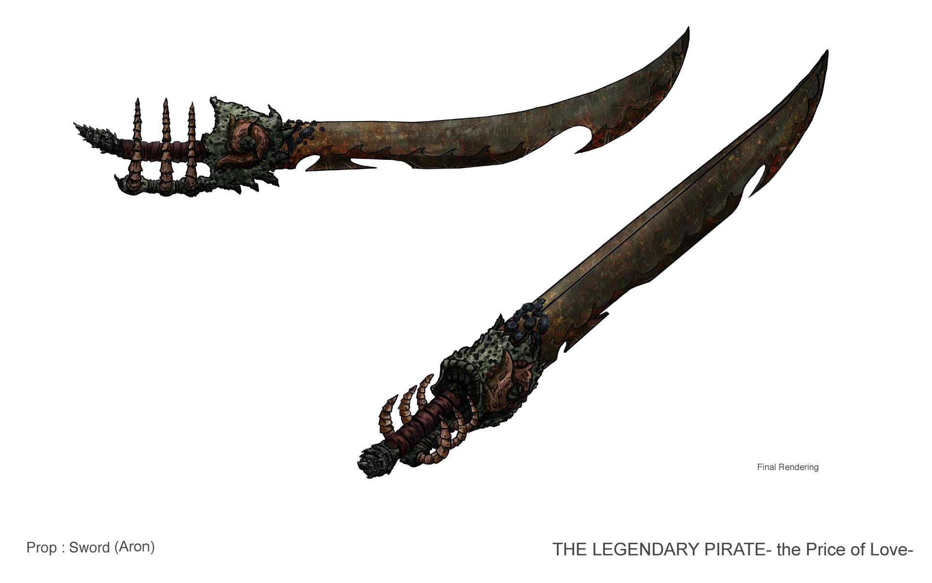 Kentaro yajima sword2 3
