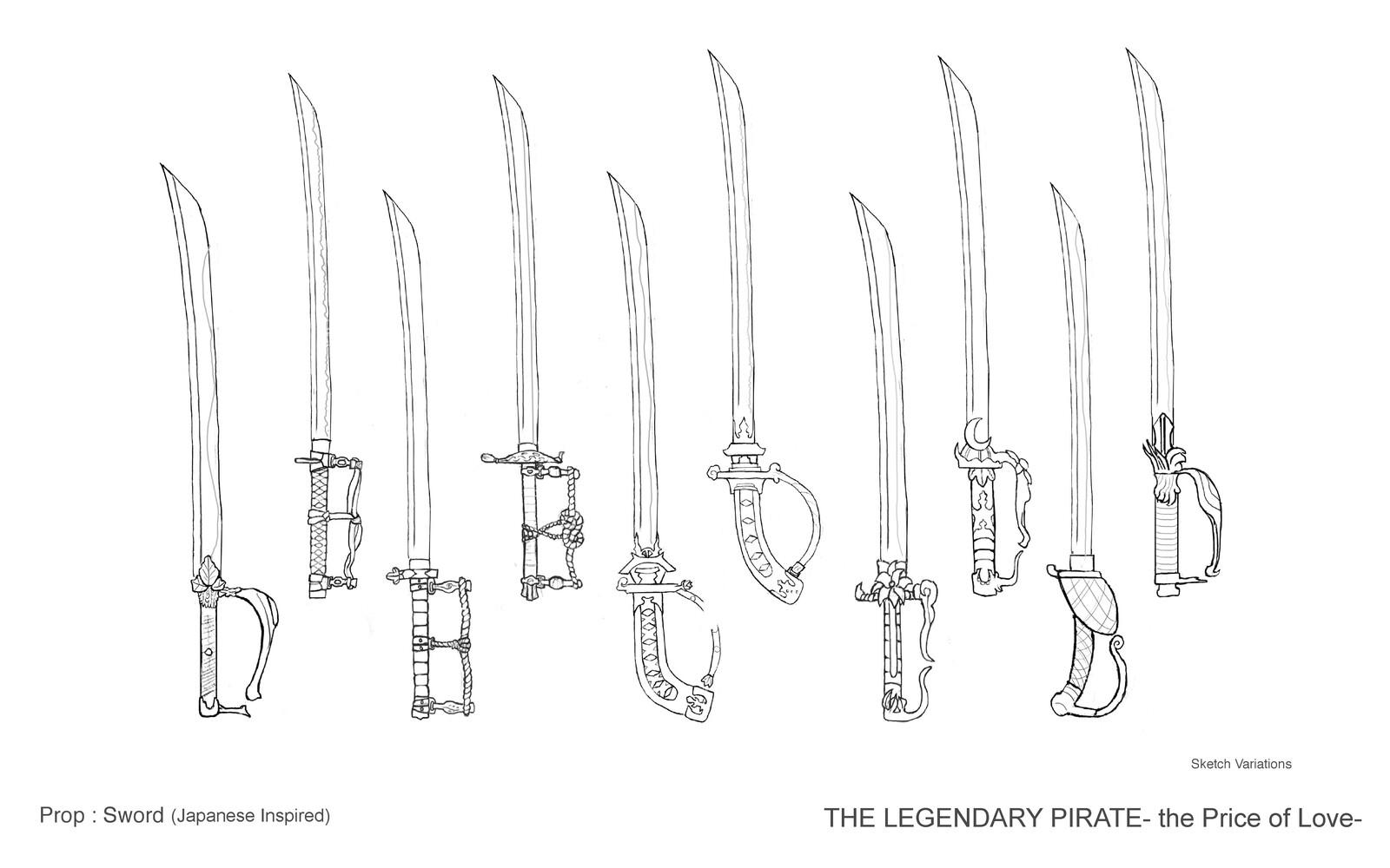 Sword (Sketch)