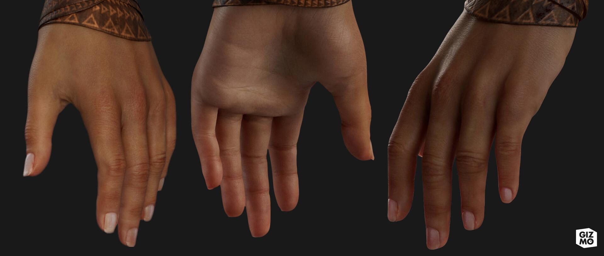 Vinicius favero hands