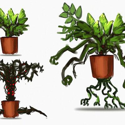 Benedick bana plantoid lores