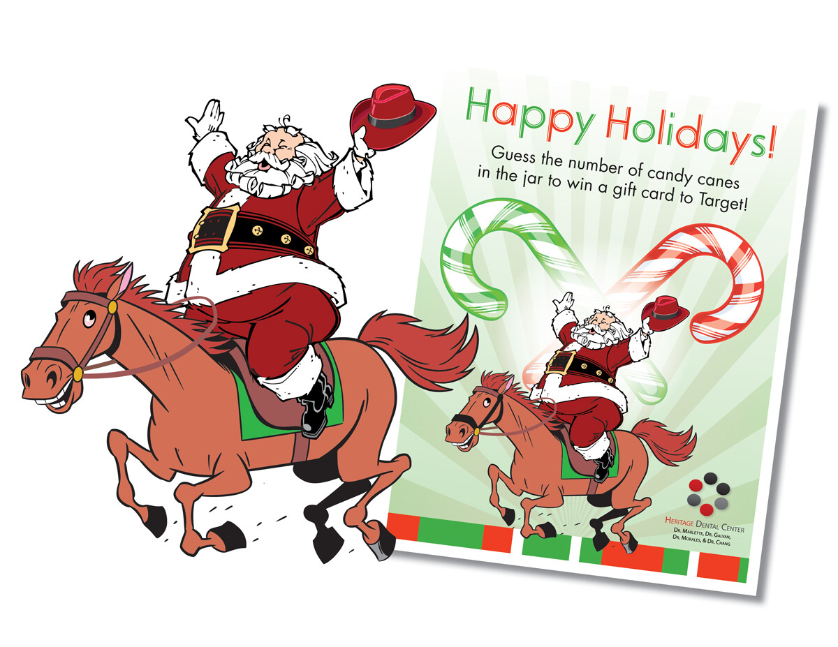 Charles kent rodeo santa sheet