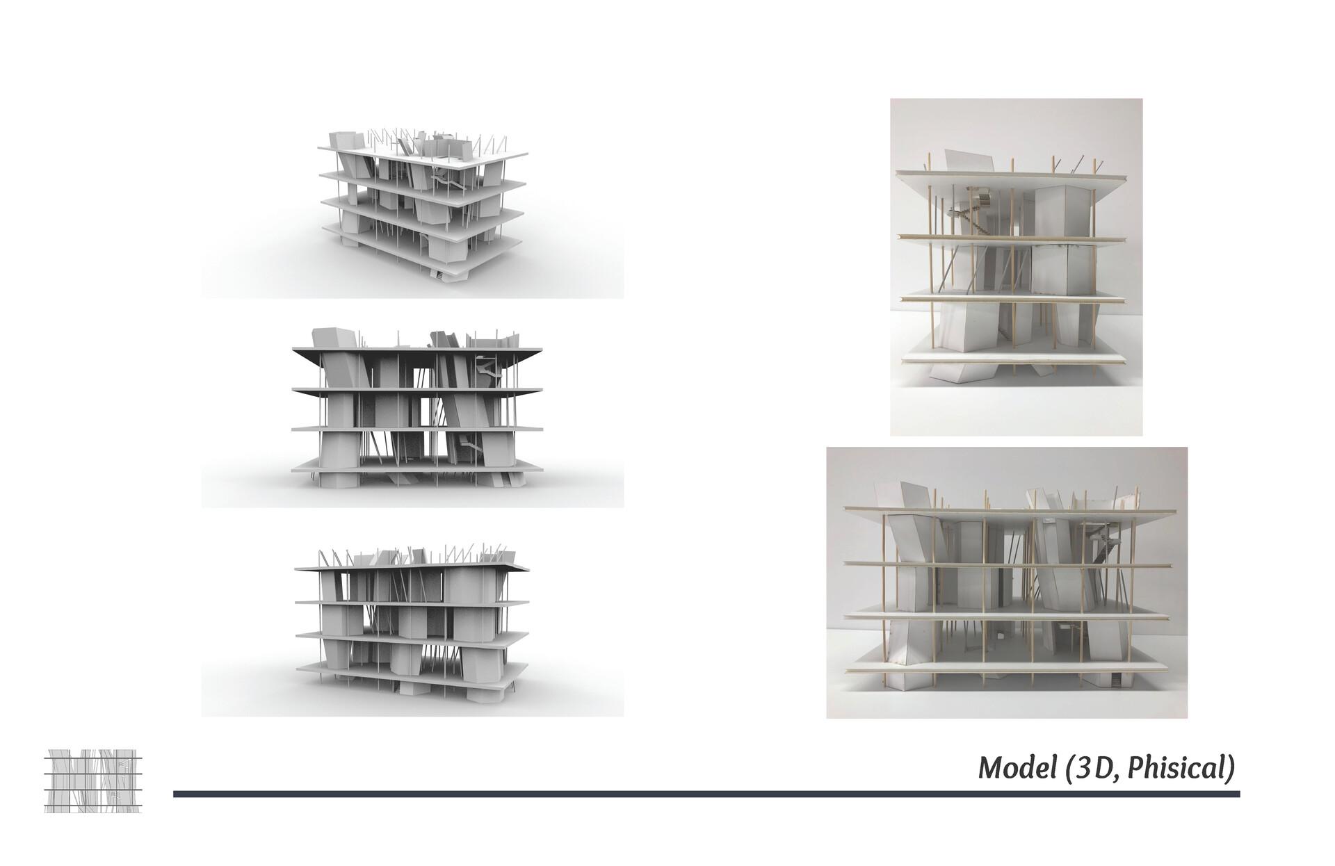 Model (3D, Phisical)