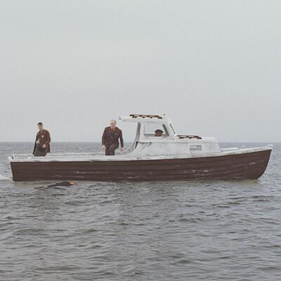 Bryan eck be boat 4