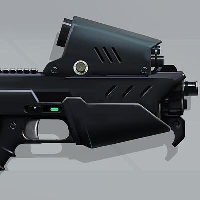 Simon lissaman federation trooper carbine