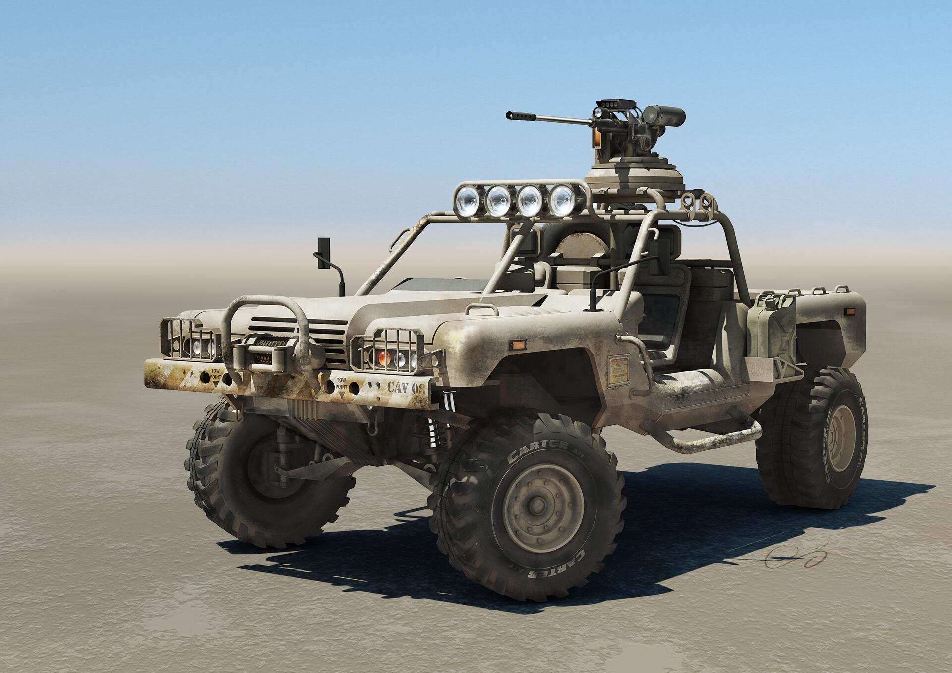 General Utility Tactical Transport (G.U.T.T.)