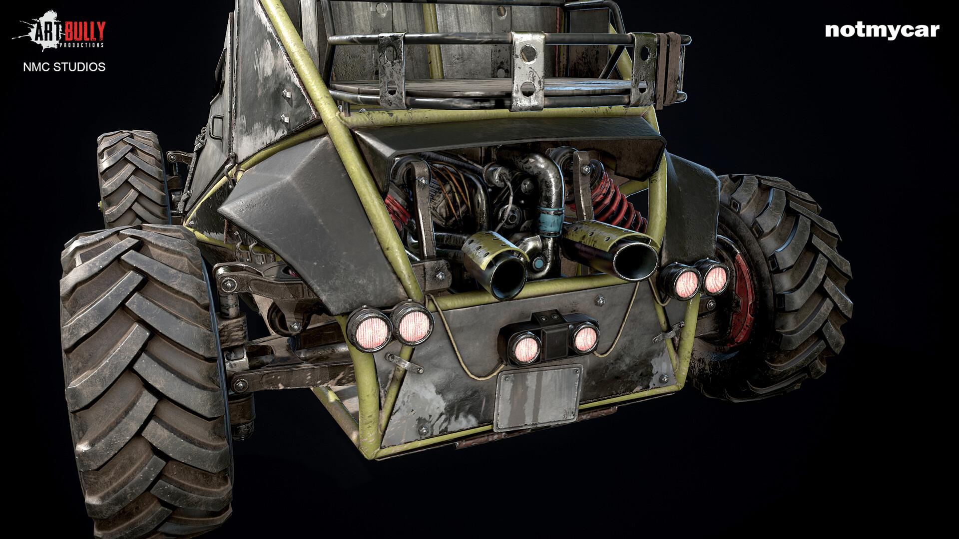Patrick nuckels notmycar buggy 06