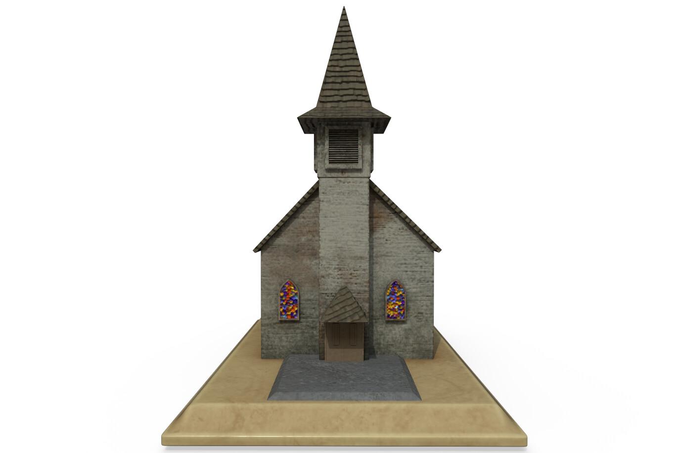 Joseph moniz church001b