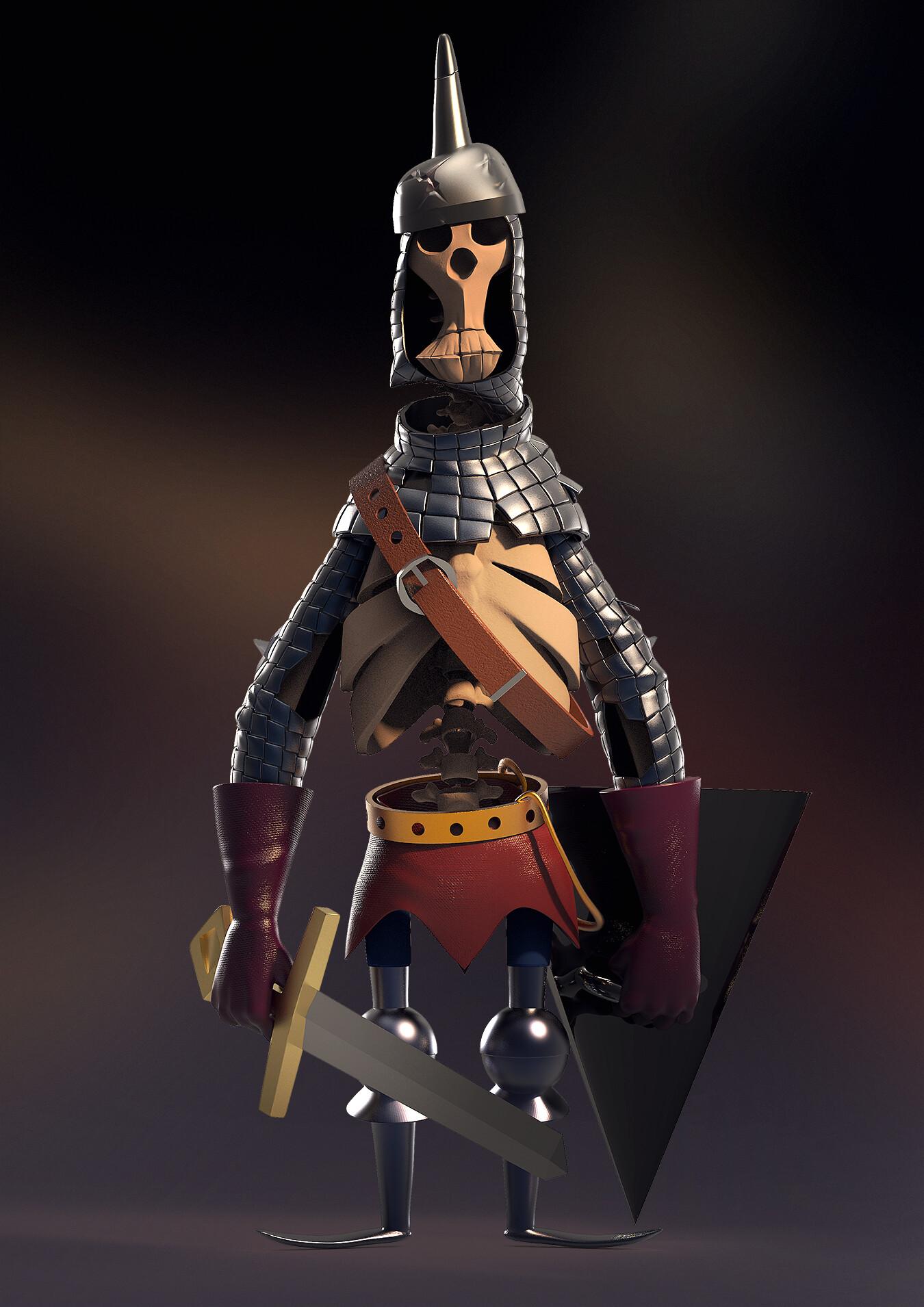 Skeleton original concept: https://www.artstation.com/artwork/8lkZVw