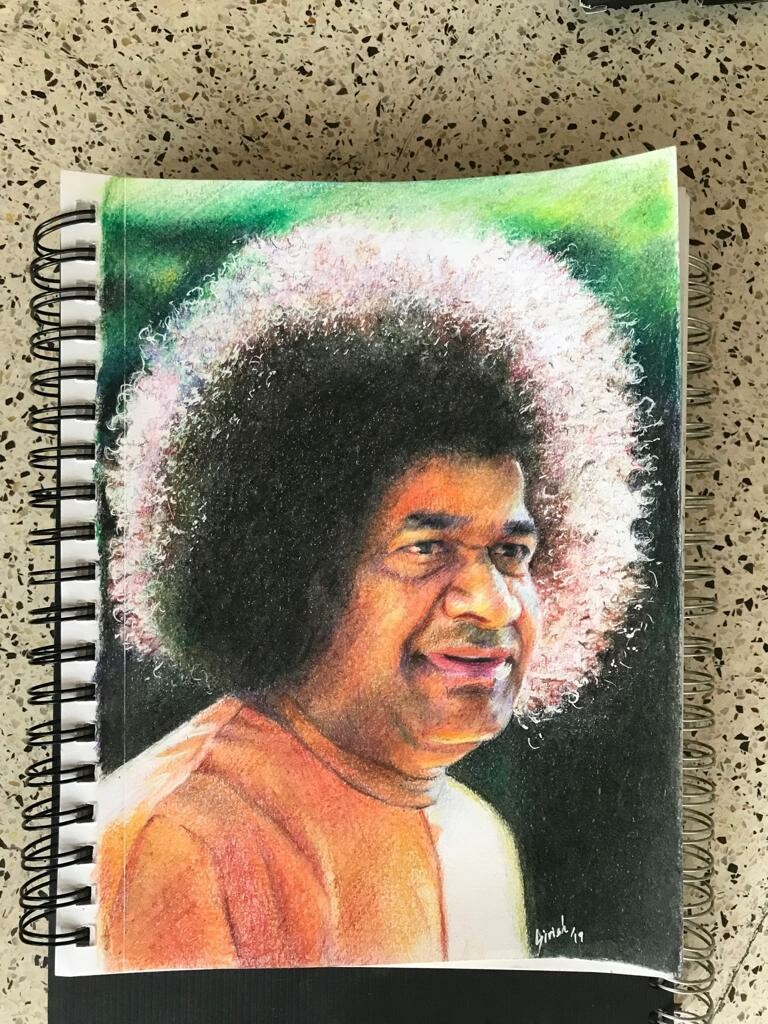 SAI BABA  - PRISMA COLOURS