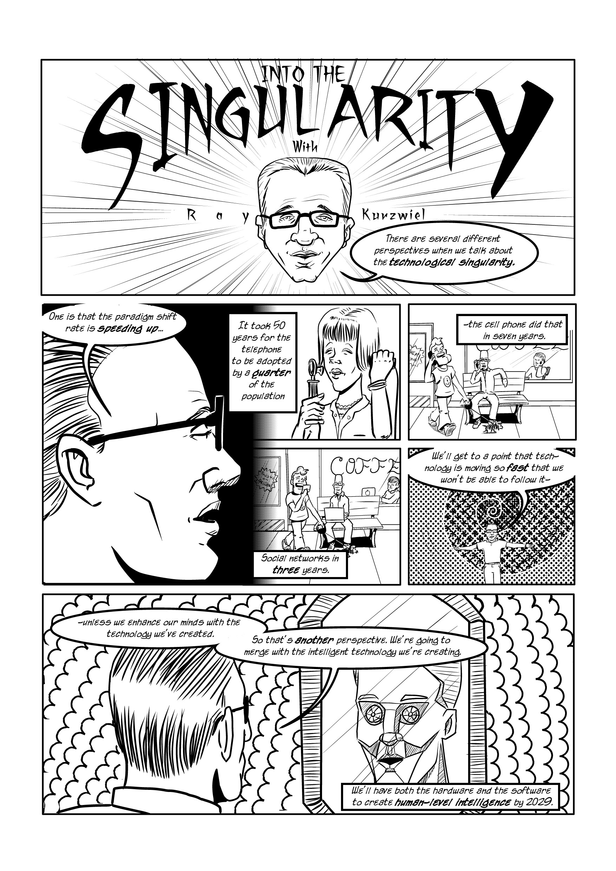 Michael davis singularity 001