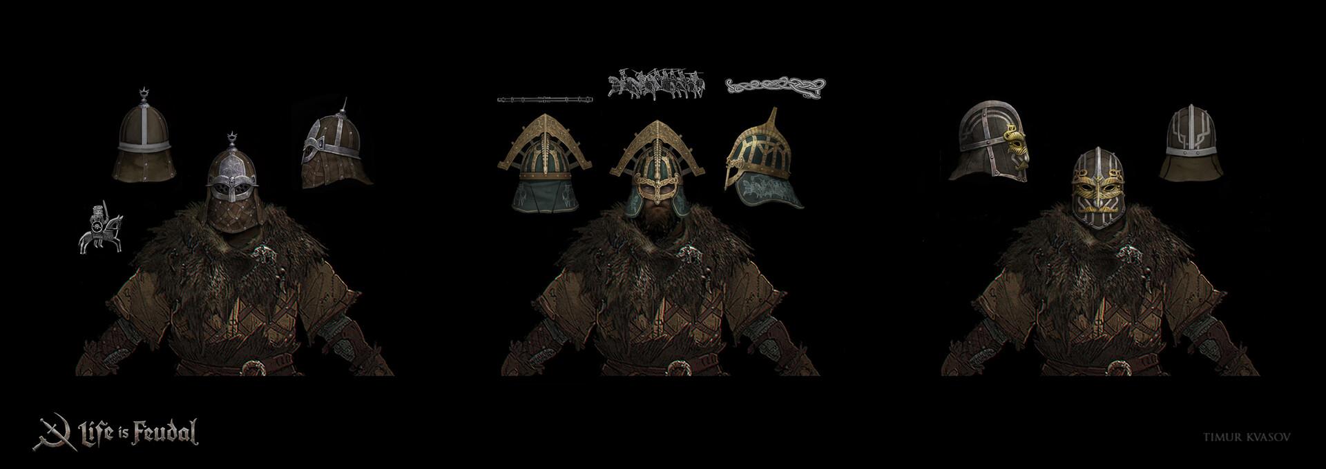 Timur kvasov lif helmets 01