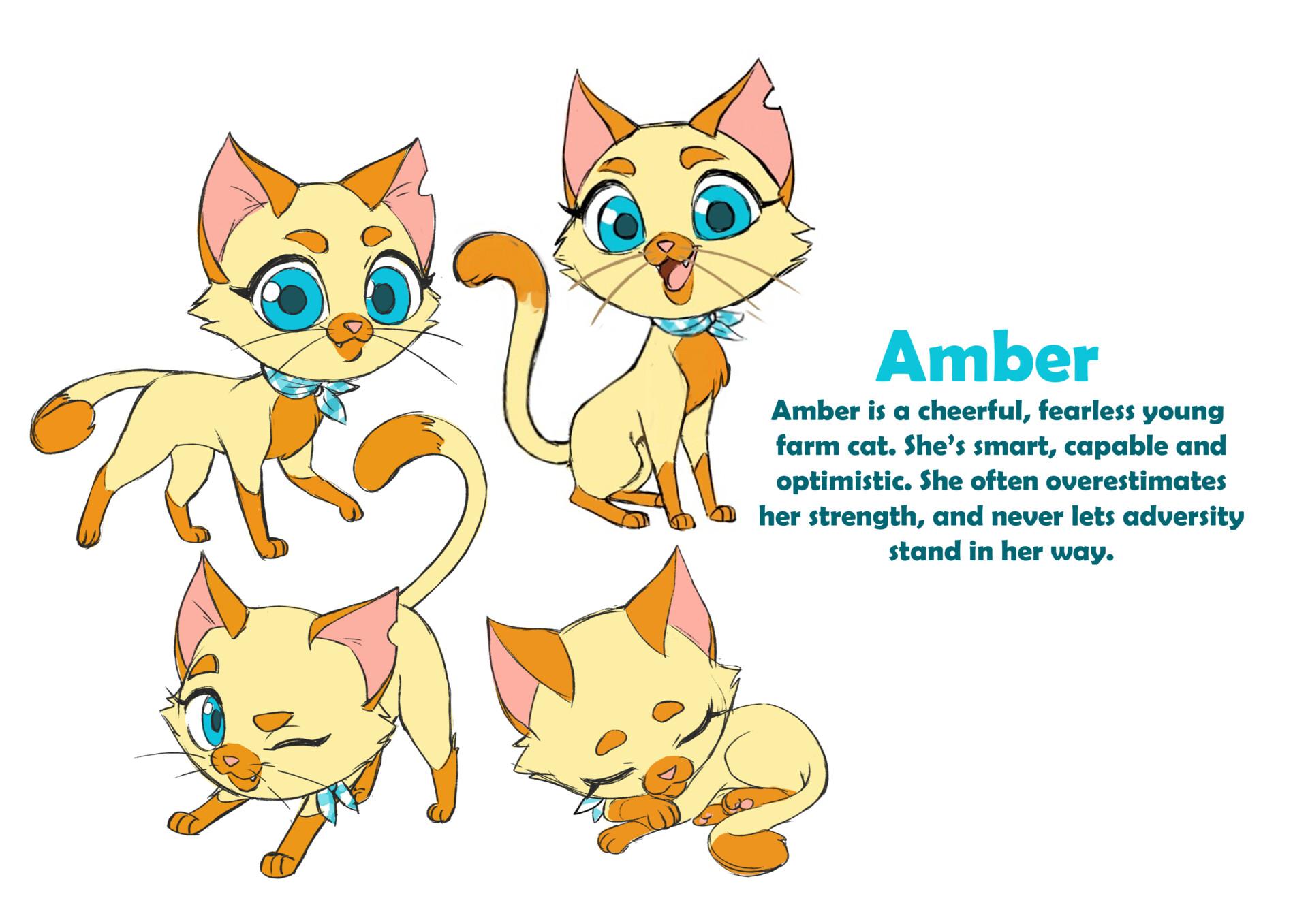 Lauren mann amber character