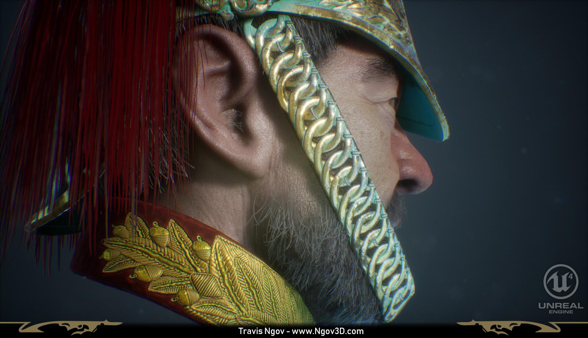 Travis ngov bust gameres closeup 05