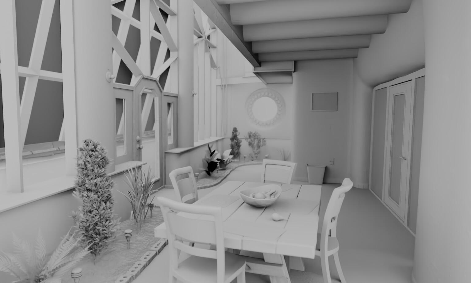 Lincoln Deen Warm Interior