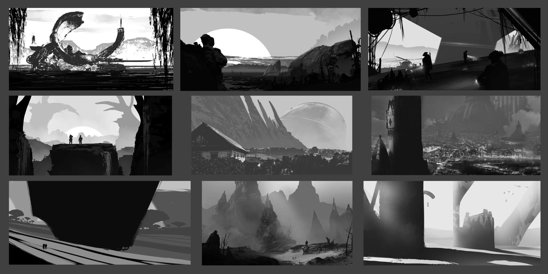 Helen ilnytska sketches 2