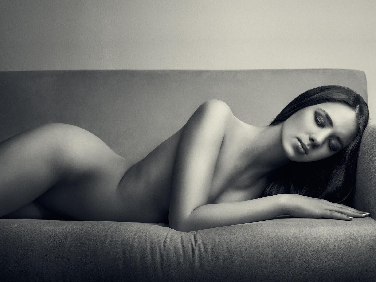 Фотоподборка Красивых Обнаженных Девочек Черно Белое Фото