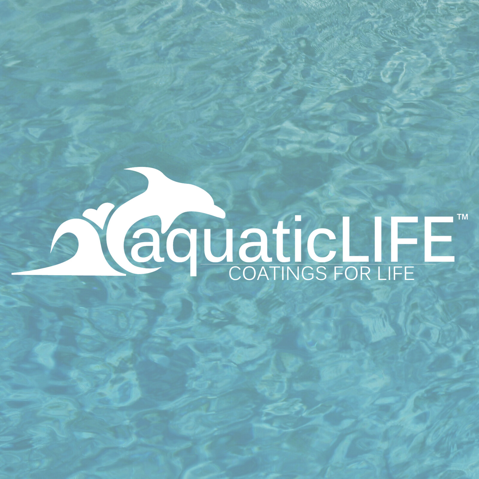 aquaticLIFE Logo (White)
