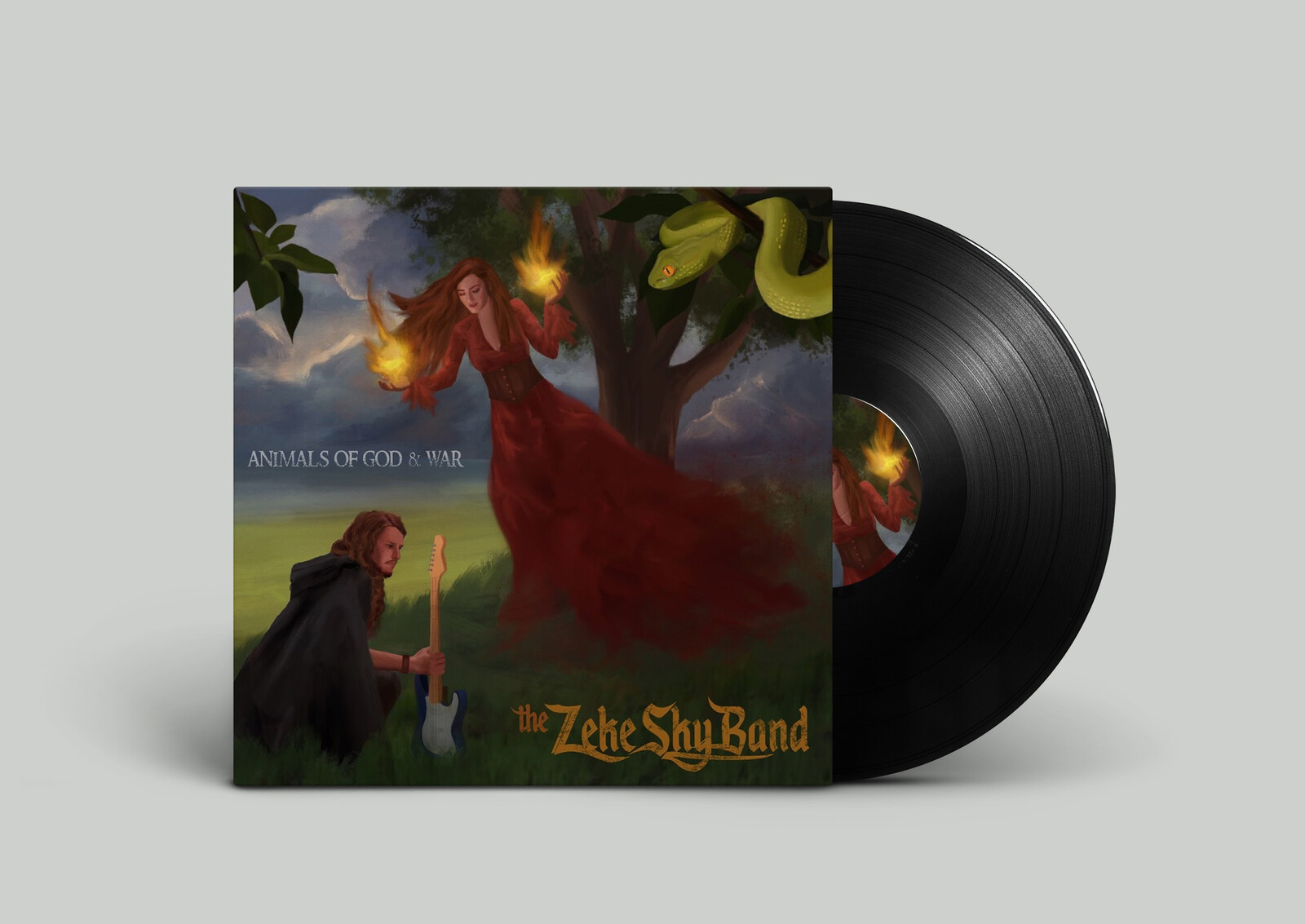 The Zeke Sky Band Album