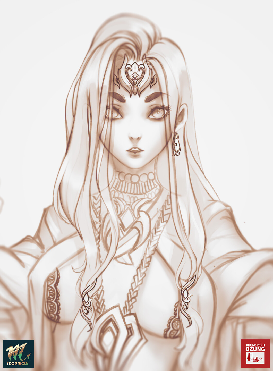 Dzung phung dinh scopricia conceptlineart support1