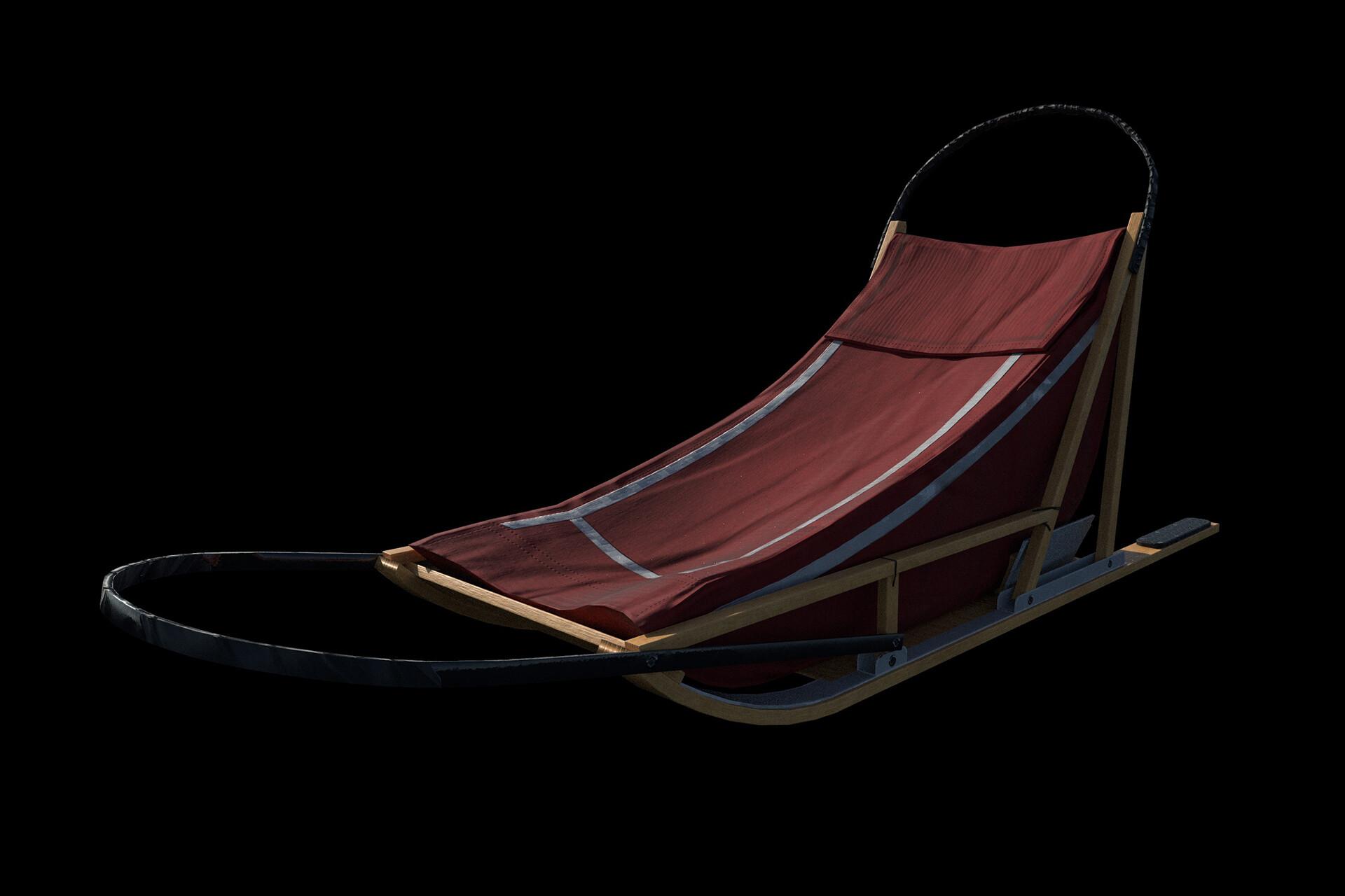 Rebecca sinclair sled
