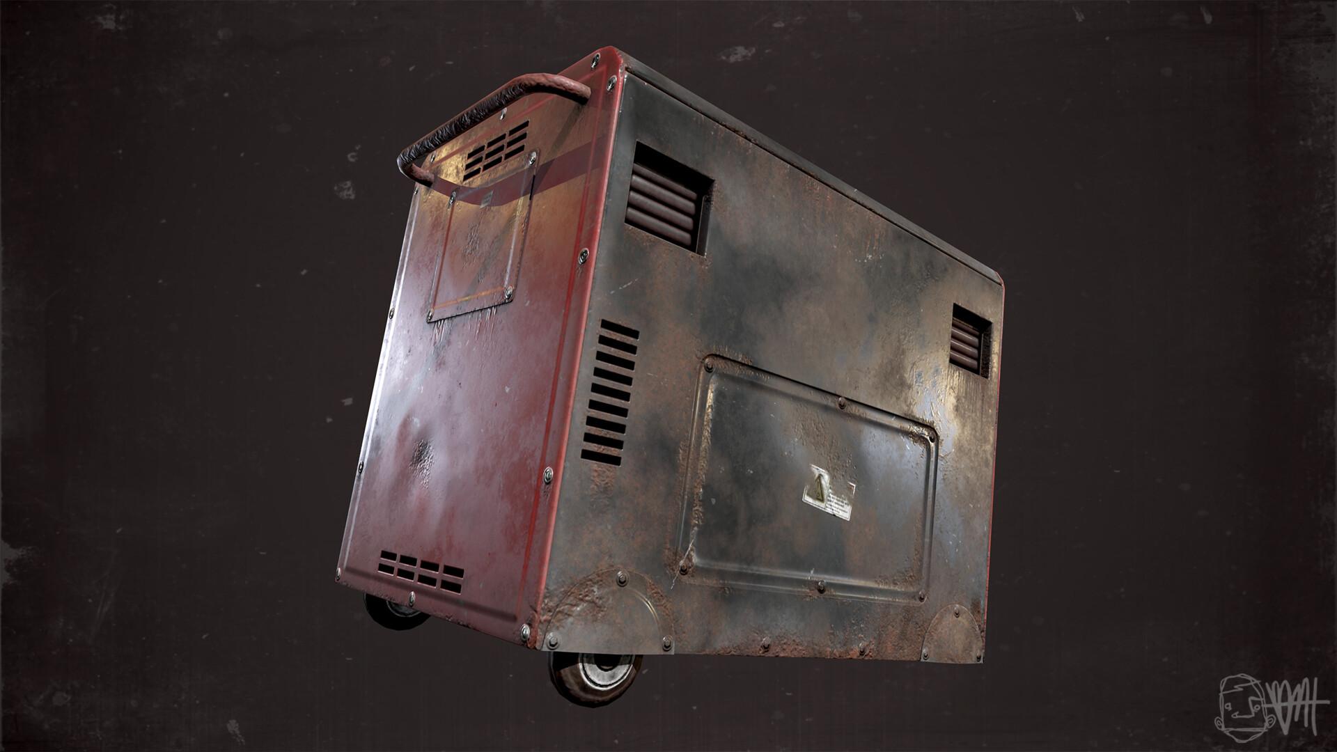 Brett marshall tucker generator render 6