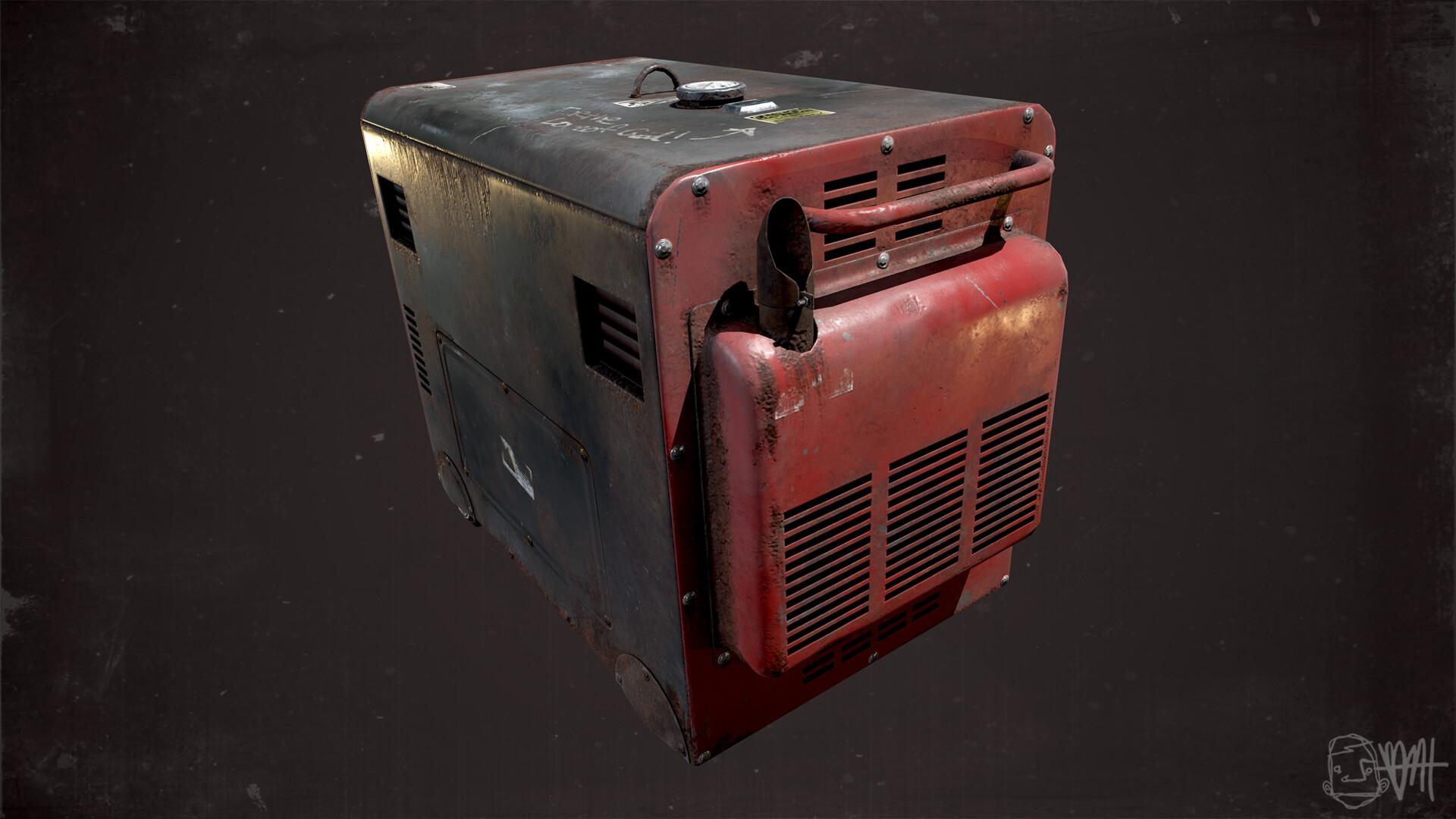 Brett marshall tucker generator render 5